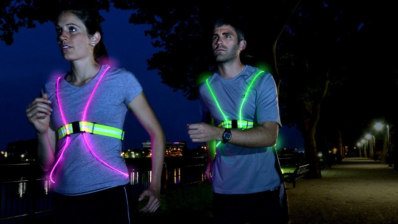 Brighten Up! 6 High Visibility Items for Running in Low ...